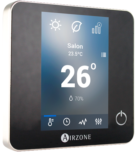 Nouveau Thermostat Blueface