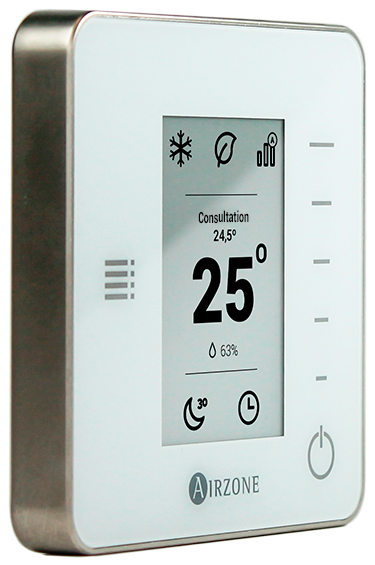 Nouveau thermostat intelligent airzone