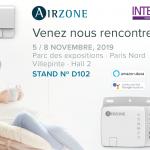 Airzone participe à Interclima 2019