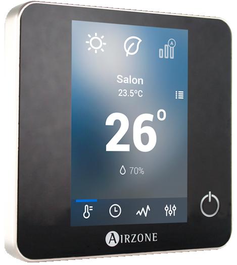 Nouveau Thermostat Blueface