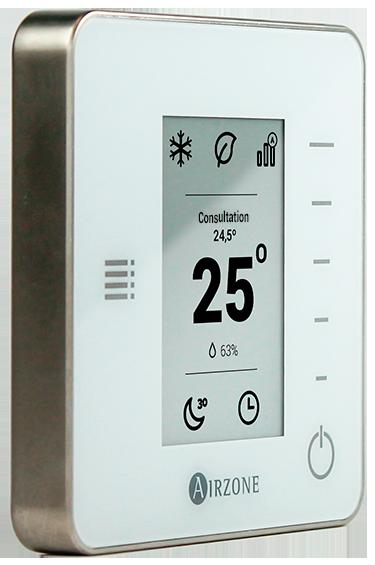 Nouveau thermostat intelligent airzone