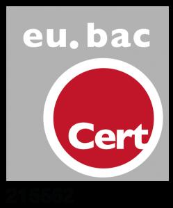 Certification européenne eu.bac