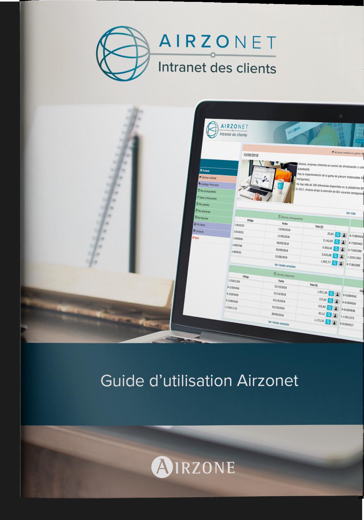 Guide utilisation Airzonet